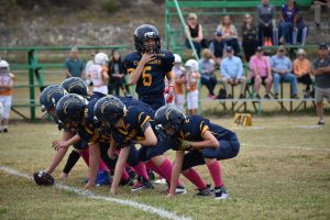 The BYFA Chargers